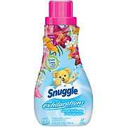 Snuggle Exhilarations Island Hibiscus & Rainflower Liquid Softener, 37 Loads