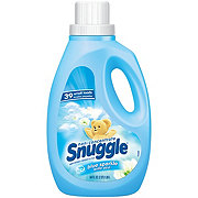Snuggle Non-Concentrate Blue Sparkle HE Liquid Fabric Softener 39 Loads
