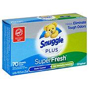 Snuggle Plus Super Fresh Sheets
