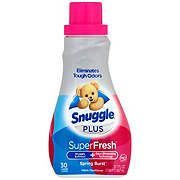Snuggle Plus Super Fresh Spring Burst Fabric Softener 30 Loads