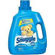 Snuggle Ultra Blue Sparkle HE Liquid Fabric Conditioner 150 Loads