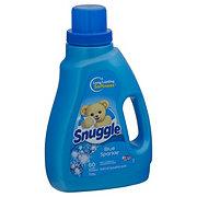 Snuggle Ultra Blue Sparkle HE Liquid Fabric Softener 60 Loads