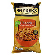 Snyder's of Hanover Cheddar Cheese Mini Pretzels