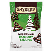 Snyder's of Hanover Dark Chocolate Holiday Pretzel