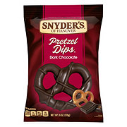 Snyder's of Hanover Dipped In Hershey's Special Dark Mildly Sweet Chocolate Pretzel Dips