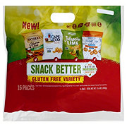 Snyder's of Hanover Gluten Free Variety Pack