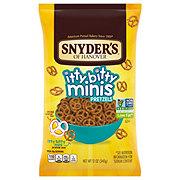 Snyder's of Hanover Itty Bitty Minis Pretzels