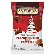 Snyder's of Hanover Milk Chocolate Peanut Butter Pretzels