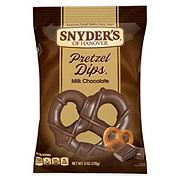 Snyder's of Hanover Pretzel Dips In Hershey's Milk Chocolate