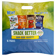 Snyder's of Hanover Snack Better Non GMO Variety Pack