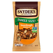 Snyder's of Hanover Sourdough Nibblers Family Size