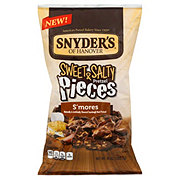 Snyder's of Hanover Sweet & Salty S'mores Pretzel Pieces