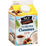 So Delicious Coconut Milk Hazelnut Creamer