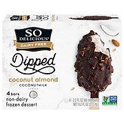 So Delicious Minis Coconut Almond Non-Dairy Frozen Vegan Dessert