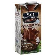So Delicious Organic Chocolate Coconut Milk Beverage