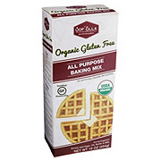Sof'ella Organic Gluten Free All Purpose Baking Mix