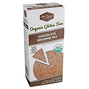 Sof'ella Organic Gluten Free Chocolate Chip Brownie Mix