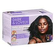 Soft Sheen-Carson Dark and Lovely Shea Moisture Healthy-Gloss (5) Regular Relaxer