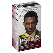 Soft Sheen-Carson Dark & Natural Jet Black 5 Minute Permanent Haircolor