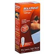 SoftHeat MaxHeat Moist Or Dry Heating Pad