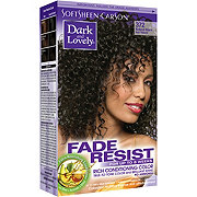 SoftSheen-Carson Dark and Lovely Fade Resist Rich Conditioning Color, Natural Black