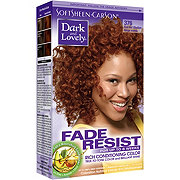 SoftSheen-Carson Dark and Lovely Fade Resist Rich Conditioning Color, Red Hot Rhythm