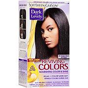 SoftSheen-Carson Dark and Lovely Reviving Colors Nourishing Color & Shine Radiant, 391 Black