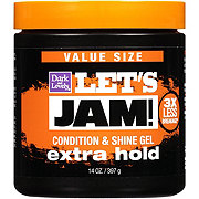 SoftSheen-Carson Let's Jam! Shining and Conditioning Gel, Extra Hold
