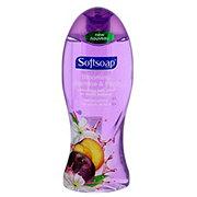 Softsoap Blooming Jasmine & Plum Body Wash