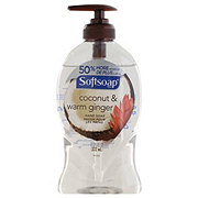 Softsoap Coconut & Warm Ginger Liquid Hand Soap Pump