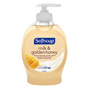 Softsoap Milk & Golden Honey Moisturizing Hand Soap