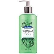 Softsoap Wild Basil & Lime Liquid Hand Soap Pump