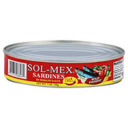 Sol-Mex Sardines in Tomato Sauce with Chili