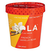 Sola French Vanilla Bean Ice Cream