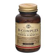 Solgar B-Complex With Vitamin C Stress Formula Tablets