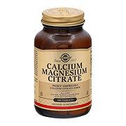 Solgar Calcium Magnesium Citrate Tablets