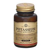 Solgar Potassium Amino Acid Complex Tablets