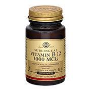 Solgar Vitamin B-12 1000 Mg Sublingual Nuggets