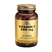 Solgar Vitamin C 500 mg VegiCaps