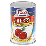 Solo Cherry Cake and Pastry Filling