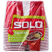 Solo Squared Polypropylene Plastic Cups