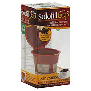 Solofill Refillable Filter Cup