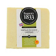 Somerdale Barber's 1833 Vintage Reserve Cheddar Cheese