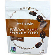 Somersault Snack Co. Dutch Cocoa Sunflower Seed Snacks