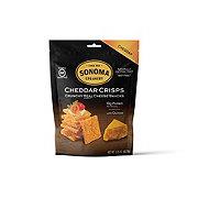 Sonoma Creamery Cheddar Crisp