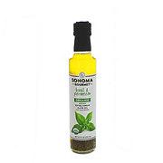 Sonoma Gourmet Organic Basil Parmesan Extra Virgin Olive Oil