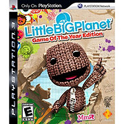 Sony Computer Entertainment LittleBigPlanet: Game of the Year Edition for Playstation 3