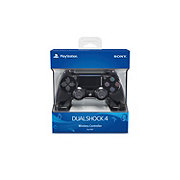 Sony DualShock 4 Black Wireless Controller for PlayStation 4