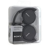 Sony Full Size Black Folding Headphone