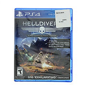 Sony Helldivers Super-Earth Ultimate Edition for PlayStation 4